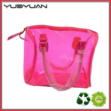 2015 new fashion eco-friendly material pvc canvas cotton satin polyester travel toiletry make up cosmetic bag
