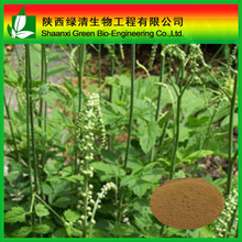 herb extract from Black Cohosh Extract Glucoside powder 2.5%