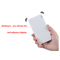 Z-406 Zooming 2015 christmas gifts promotion products cheap new power bank