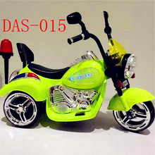 Hot sale electric motorcycle/customized plush toy motorcycle for children