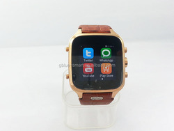 New 3G smart watch phone 2015,IP68 diving watch phone