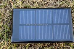 Factory customized epoxy resin encapsulated small solar panel