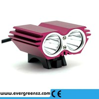 Hot Alibaba Express Outdoor Rechargeable Led bike Lamp 3000lumen