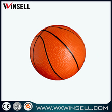 Wholesale lowest price fashion style press pu mini basketball