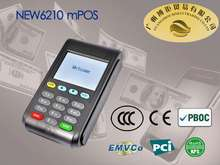 mPOS machine with Magnetic Card Reader/IC Card Reader/Contactless Card Reader