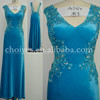 AO71542 Sexy Lace Jersey Evening Dress, Clothing In Turkey