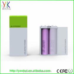 For smartphone PSP innovative pocket 5000mAh powerbank