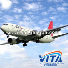 Air shipping to Gdynia from shenzhen. Guangzhou by TG Airline- EVA