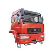 SINOTRUK Yellow river young marshal medium-roof driver's cabin
