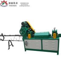 wire straightening and cutting machine 5.0-9.0