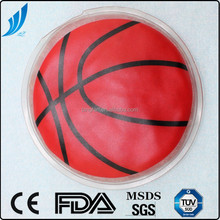 2015 customzied basketball shaped hand warmer/hot pack/mgic hot pack
