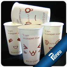 22oz pe coated paper cup blank