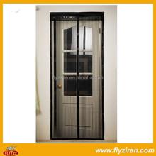magnetic mosquito net door curtain/magnetic screen door/ magnetic screen door lowes