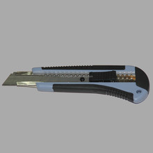 Manufacturer cheap plastic cutter safety knife type