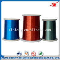 UL Certificated AWG Enamel Coated Wire Enameled Copper Magnet Round Wire For Armature