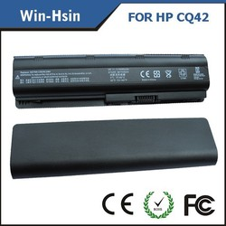 10.8V 47WH 4400mah 5200mah laptop battery factory for HP 6CELL CQ32 CQ62 Q72 G42 G62 G72 CQ40 CQ42 CQ45 CQ50 CQ60 DV4 DV5 DV6