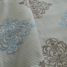 wholesale knitted jacquard cheap fabric for mattress