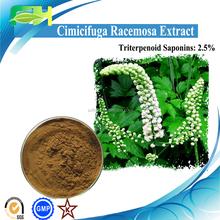 100% Natural Cimicifuga Romose L., Black Cohosh Extract, Cimicifuga Racemosa Extract