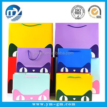 Colorful with yellow purple blue hottest selling eco shopping bag price