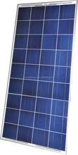 Polycrystallie solar panel 130w 140w 150w 18v