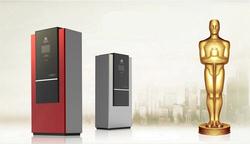 3 years warranty en14511 220v~240v EVI high temperature heat pump dryer