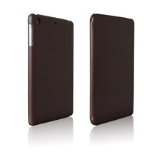 HOT Sale Slim Leather Case For Aypad Mini Case Sleeve Stand Magnetic Smart Cover For iPad mini 3 Compatible for iPad Mini Cover