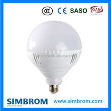 40W big power department/parking lot LED plastic bulbs lowest price.
