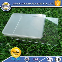China factory clear and transparent acrylic raw material