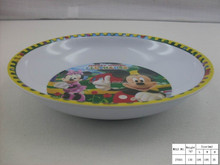 Health environmental special holiday kids plate