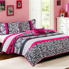 100% Cotton Personality Mixed Pattern Fashion Coverlet Quilt