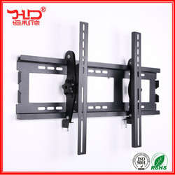 Home and office vertical lcd tv sliding wall mount bracket for 34 to 50 Inch Screen