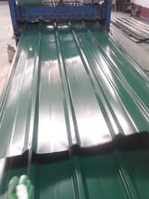 corrugated prepainted galvanized steel coil