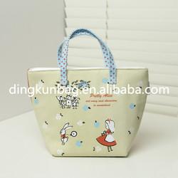 2015 tote picnic bag , ice bags waterproof camping thermal lunch bags