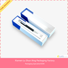 promotional hot selling OEM ballpoint pen packaging paper box