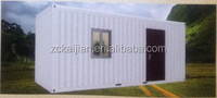 20ft container house used for large field survey