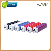 new promotional gift items, best corporate gifts power bank 2600mah