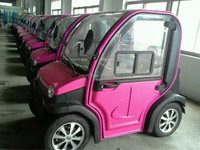 2015 New Environmental Protection Electric Car Sedan with Automatic Transmission electric car