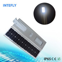 40w solar powered led night lights street lighting parts