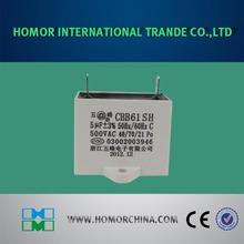 sk sh fan capacitor 2.5uf 3.5uf 450v thailand standard