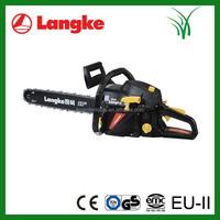 Garden wood machine petrol power chain saw