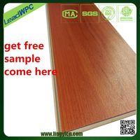 drillable good color stability wpc linoleum flooring rolls