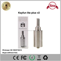 Russian RBA Atomizer e-cigarette Kayfun Lite, kayfun 3.1, kayfun clone with good quality the russian 91% diy atomizer RDA