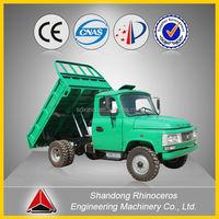 2015 hot sale mini self-dump truck,mini truck 4x4 chinese caminhoes truck