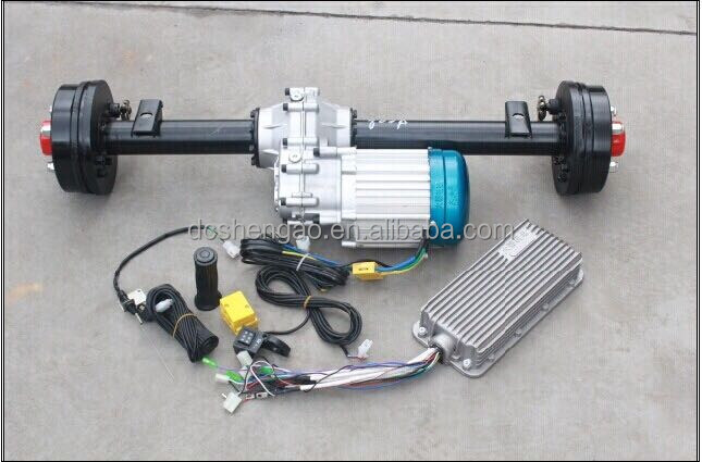 5kw Brushless Dc Motor Electric Car Motor Price Pancake