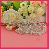 2014 Wedding rhinestone trimmings for dresses WRA-405