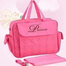 Heng chen trading bag high nylon mommy bag baby diaper bag pratical handbag for mom SY6183