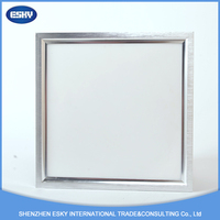 Workable price hot sale square led panel light 2016