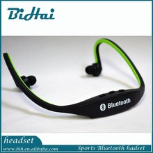 Wholesale best selling sport headset bluetooth headphone