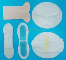 catheter fixing plaster
