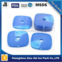 12.2*12.2*1.2CM Food Grade Chill Pack In Lunch Box To Keep Food Fresh